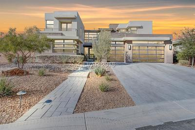 Las Vegas Single Family Home For Sale: 36 Hunting Horn Drive