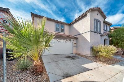 North Las Vegas Single Family Home For Sale: 5309 Las Cruces Heights Street
