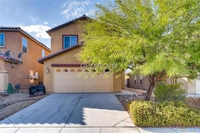 Las Vegas Single Family Home For Sale: 11843 Newport View Street