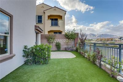 Las Vegas NV Single Family Home Under Contract - No Show: $376,000