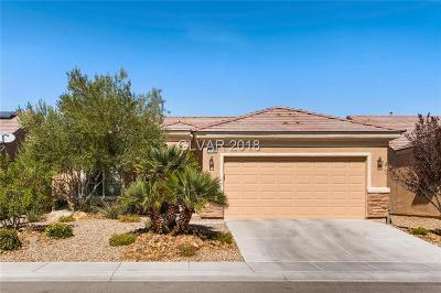 North Las Vegas Single Family Home For Sale: 3128 Kingbird Drive