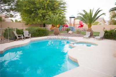 Las Vegas Single Family Home For Sale: 5549 Azure Ridge Drive