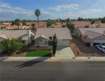 North Las Vegas Single Family Home For Sale: 4519 Sparta Way