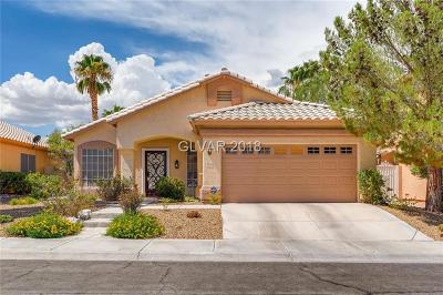 Las Vegas NV Single Family Home For Sale: $320,000