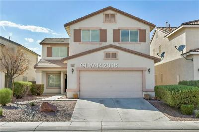 North Las Vegas Single Family Home For Sale: 6421 Sierra Sands Street