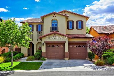 Las Vegas NV Single Family Home For Sale: $424,999