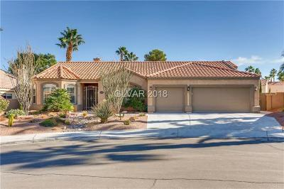 Las Vegas NV Single Family Home For Sale: $449,888