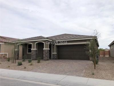 North Las Vegas Single Family Home For Sale: 3937 Aracari Drive