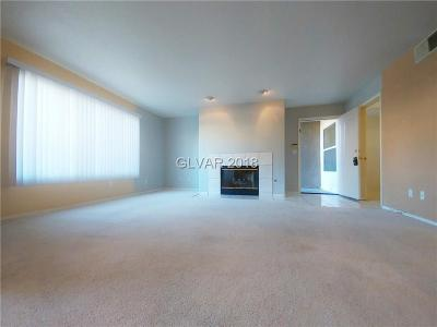 Boulder City Condo/Townhouse For Sale: 701 Capri Drive #8B
