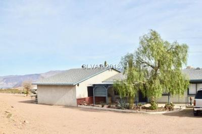 Boulder City Single Family Home Under Contract - Show: 402 Lakeview Drive