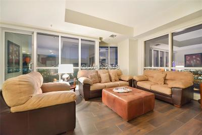 Las Vegas High Rise For Sale: 4525 Dean Martin Drive #2700