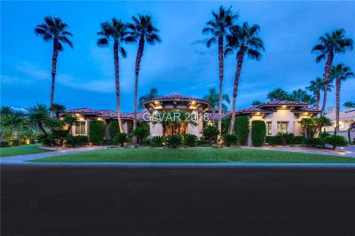 Spanish Hills Est, Spanish Hills Est Unit 4, Spanish Hills Est Unit 5a Single Family Home For Sale: 5016 Scenic Ridge Drive