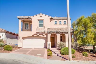 Las Vegas Single Family Home For Sale: 10316 Miners Gulch Avenue
