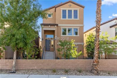 Las Vegas Single Family Home Under Contract - Show: 7605 Tiffany Lamp Court