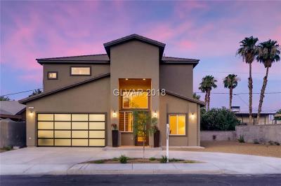 Las Vegas Single Family Home For Sale: 2313 Mariposa Avenue