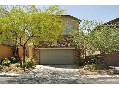 Las Vegas Single Family Home For Sale: 6577 Bryce Woodlands Street