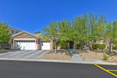 Las Vegas  Single Family Home For Sale: 8066 Dark Hollow Place