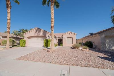 Henderson Single Family Home For Sale: 2190 Chapman Ranch Drive