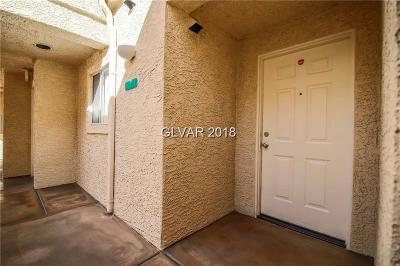 Condo/Townhouse For Sale: 210 East Flamingo Road #327