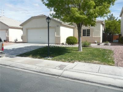 Single Family Home For Sale: 7632 Catalina Harbor Street #.