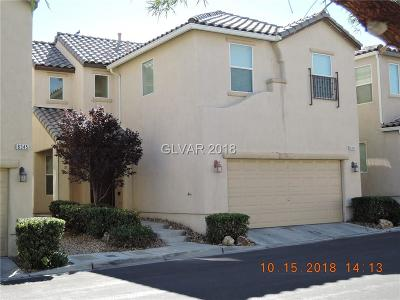 Las Vegas Rental For Rent: 8349 Fort Sedgwick Avenue