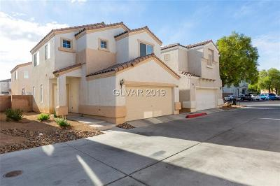 North Las Vegas Single Family Home For Sale: 2503 Ability Court