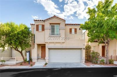 Las Vegas Single Family Home For Sale: 6653 Dunraven Avenue