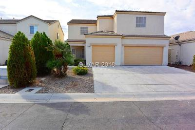 Las Vegas Single Family Home For Sale: 5965 Reflection Point Court