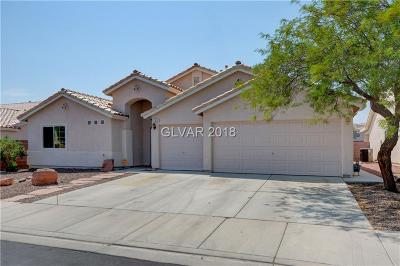 Henderson Single Family Home For Sale: 43 Desert Sunflower Circle
