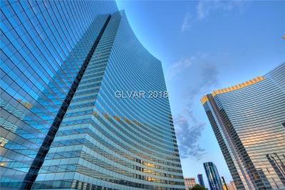 Las Vegas High Rise For Sale: 2600 Harmon Avenue #7008