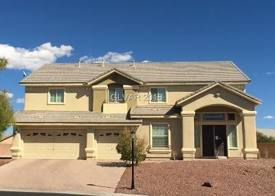 North Las Vegas Single Family Home For Sale: 7312 Buttons Ridge Drive