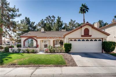 Henderson Single Family Home For Sale: 1502 Ironbark Drive