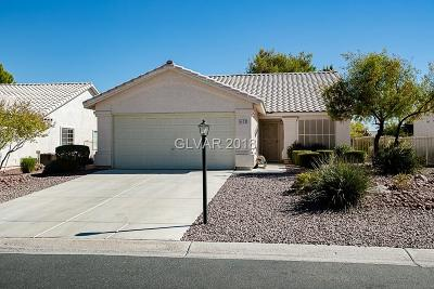 Single Family Home Under Contract - No Show: 5420 Desert Paradise Drive
