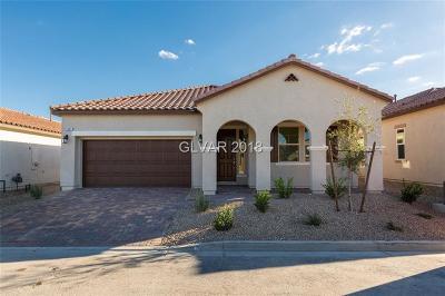Las Vegas Single Family Home For Sale: 5403 Tierra Faith Avenue