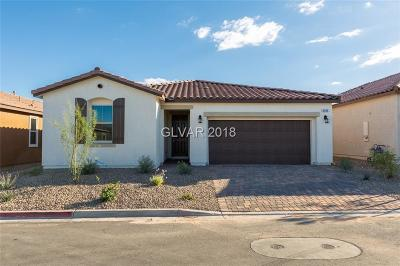 Single Family Home Sold: 5389 Tierra Faith Avenue