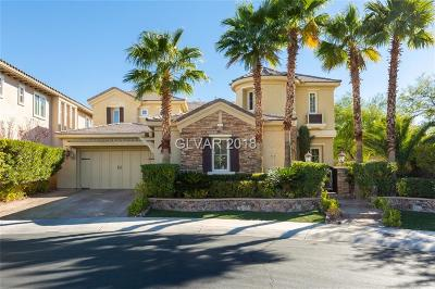 Las Vegas Single Family Home For Sale: 2198 Orchard Mist Street