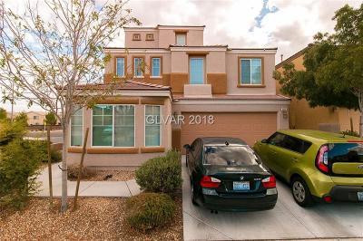 Las Vegas Single Family Home For Sale: 9069 Iron Cactus Avenue