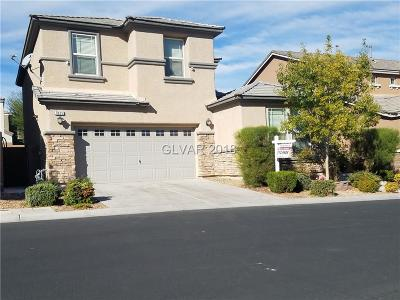 Single Family Home For Sale: 7835 Castle Rock Peak Street