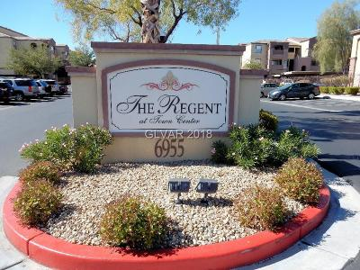 Las Vegas NV Condo/Townhouse For Sale: $139,888
