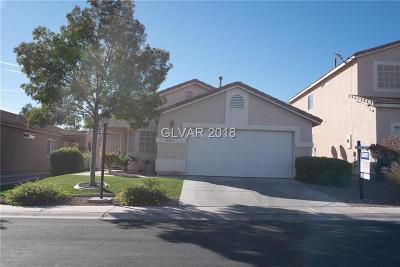 Las Vegas Single Family Home For Sale: 8901 Spinning Wheel Avenue