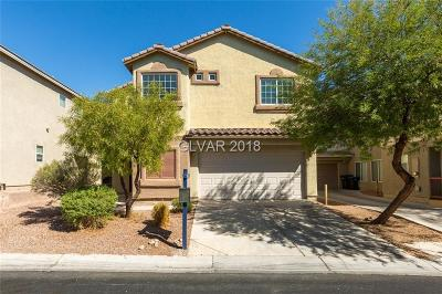 Las Vegas NV Single Family Home For Sale: $285,000