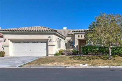 Las Vegas NV Single Family Home For Sale: $450,000