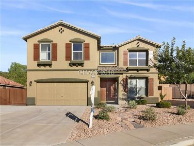 Henderson Single Family Home For Sale: 264 Hyssop Court