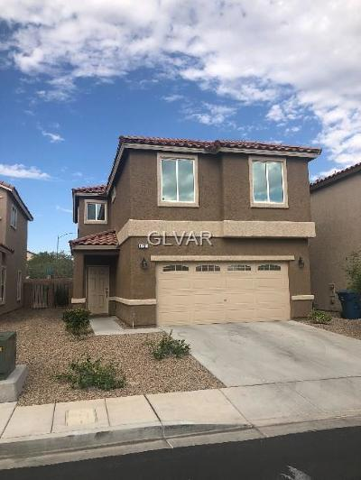 Las Vegas Single Family Home For Sale: 8731 Summoners Court