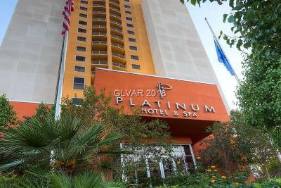 Las Vegas High Rise For Sale: 211 East Flamingo Road #201