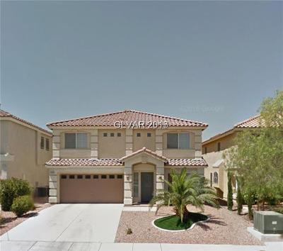 Las Vegas Single Family Home For Sale: 6568 Samba Avenue