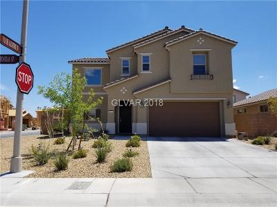 Henderson Single Family Home For Sale: 880 Via Serenelia