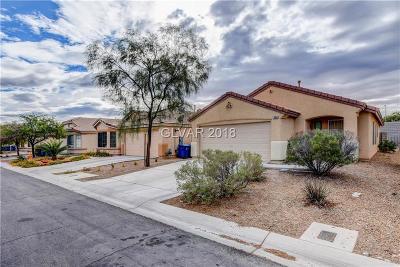 Las Vegas Single Family Home For Sale: 7859 Snow Angel Street