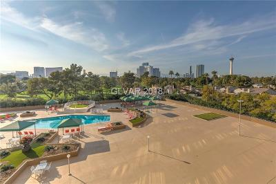Las Vegas High Rise For Sale: 3111 Bel Air Drive #5C