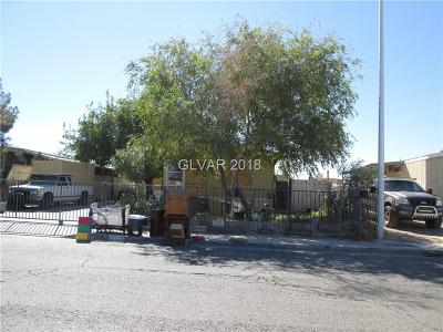North Las Vegas Residential Lots & Land For Sale: 3025 Glendale Avenue